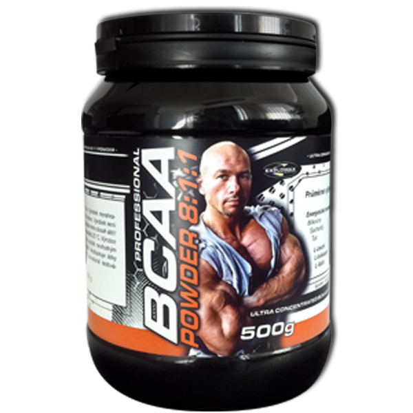 Instant BCAA 8:1:1 Professional Explomax 500 g