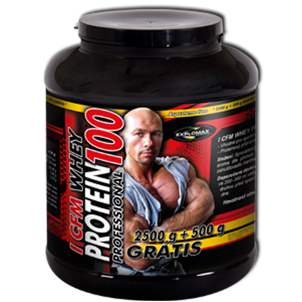 Instant CFM Whey Protein 100 Professional Explomax 3000 g