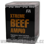 Xtreme Beef Amino Fitness Authority 600tbl