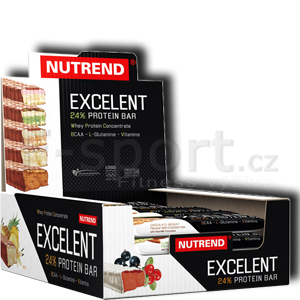 7c17dc52cde Excelent protein bar Double with Caffeine BOX