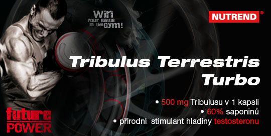 Tribulus Terrestris Turbo Nutrend
