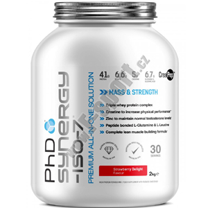 Synergy Iso-7 PhD Nutrition
