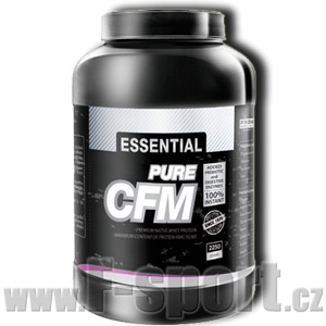 Essential Pure CFM 80 100% whey protein firmy Prom-in