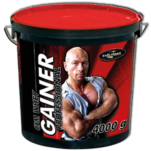 CFM Whey Gainer Professional Explomax 4000g