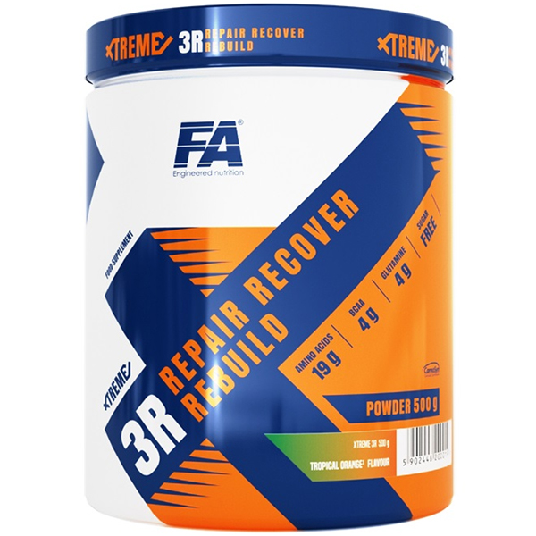 Xtreme 3R Fitness Authority 500 g